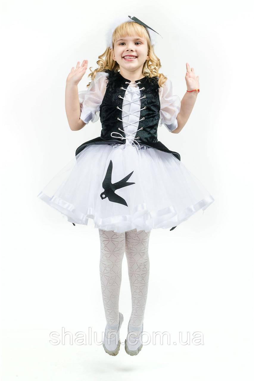 f452e11f41460 Ласточка. Карнавальный костюм для девочки напрокат - СТУДИЯ ПРОКАТА  КАРНАВАЛЬНЫХ КОСТЮМОВ ШАЛУН в Киевской области