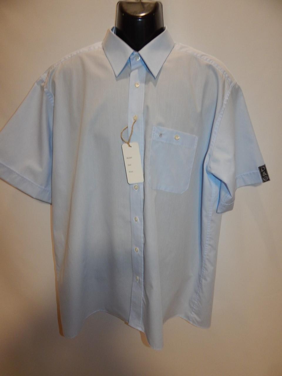 23c8a032e20a908 Мужская рубашка с коротким рукавом Eterna (018КР) р.52 - Интернет-магазин