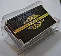 Визитки шелкотрафаретные (от 100 шт. на дизайнерском картоне)