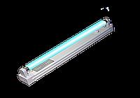 Облучатель бактерицидный настенный ОБН-35м (1-15 Вт) (кварцевая лампа Philips, безозоновая)