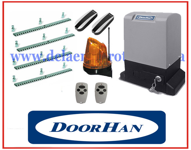 Doorhan SLIDING-1300 KIT. Комплект автоматики для откатных ворот.