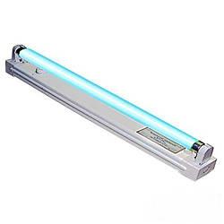 Облучатель бактерицидный настенный ОБН-75м (1-30 Вт) (кварцевая лампа Philips, безозоновая)