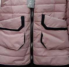 "Демисезонная курточка ""Юния"" для девочки от 134 по 158 размер, фото 3"