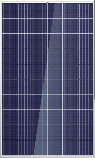 Солнечная батарея Leapton LP60-280P 5BB, 280 Вт (поликристалл)