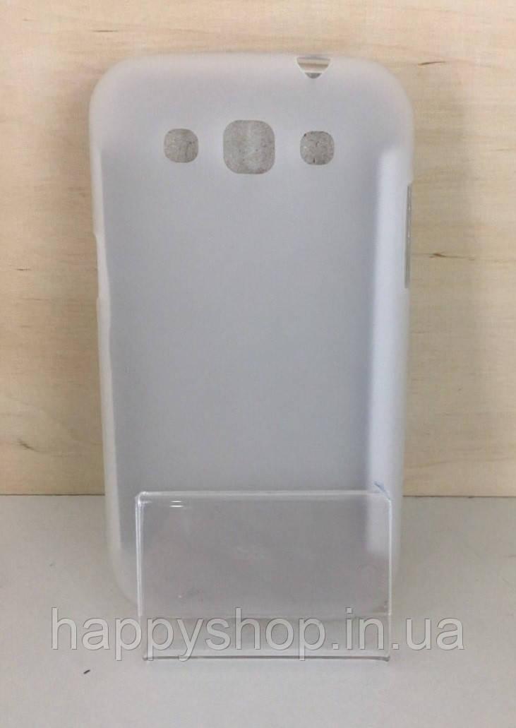 Силиконовый чехол для Samsung Galaxy Grand Prime G530 (White)