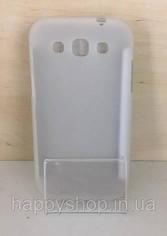 Силиконовый чехол для Samsung Galaxy Grand Prime G530 (White), фото 2