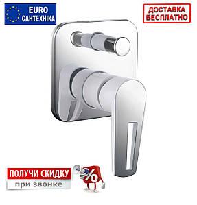 Смеситель для ванны скрытого монтажа Imprese Breclav