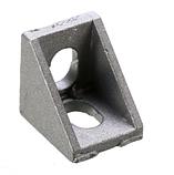 Уголок для алюминиевого станочного профиля т-слот 2020, фото 2