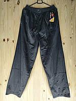 Штаны баталы спортивные мужские  AO Longcom размеры 70-78 тёмно-синие МТ-1480