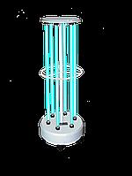Облучатель БЕЗОЗОНОВЫЙ бактерицидный передвижной ОБПе-450м (6-30 Вт)
