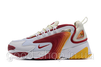 "Мужские кроссовки Nike Zoom 2K ""White/Red"" (люкс копия)"