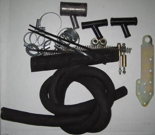Монтажный комплект для подогревателя двигателя, КМП 2000 на иномарки