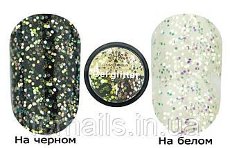 Glitter Gel Chameleon Global Fashion M001, 5 г