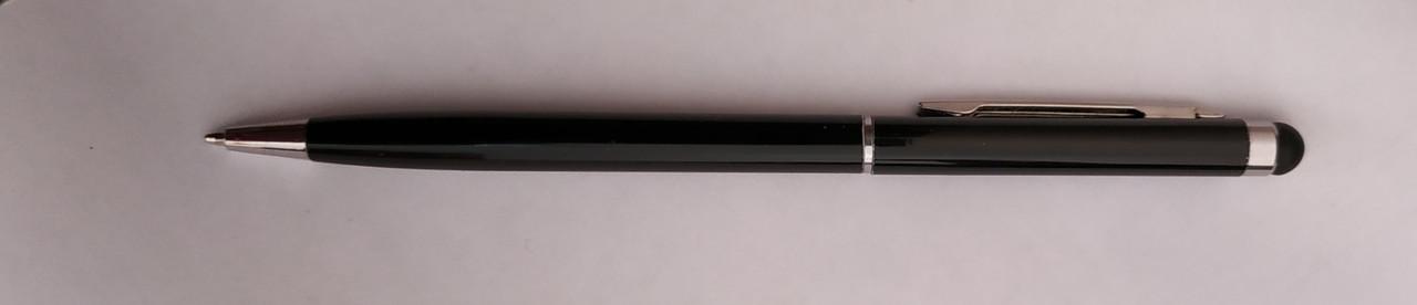 Ручка со стилусом для емкостных дисплеев ( черная )