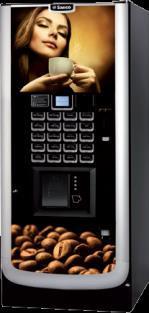 Торговый кофеаппарат Saeco Atlante 700 (Две кофемолки)