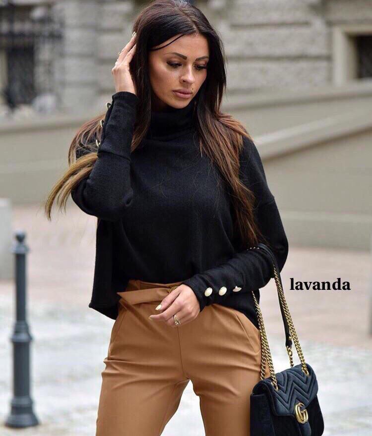 Стильная женская кофта