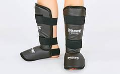 Защита для голени и стопы кожвинил BOXER 2002-4