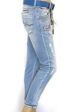 Женские модные джинсы бойфренды , фото 2