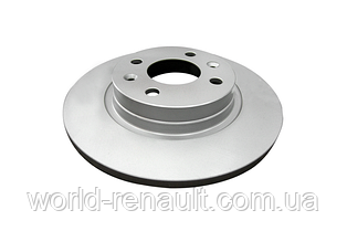 Тормозной диск передний на Renault Symbol, Clio D=238мм/ ASAM 30178