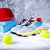 """Женские кроссовки Balenciaga 2.0 """"Blue/Yellow"""" в стиле Баленсиага, фото 4"""