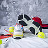 """Женские кроссовки Balenciaga 2.0 """"Blue/Yellow"""" в стиле Баленсиага, фото 6"""
