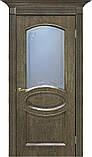 "Дверное полотно шпон Лаура ""СС+КР"" Дуб шервуд, фото 2"