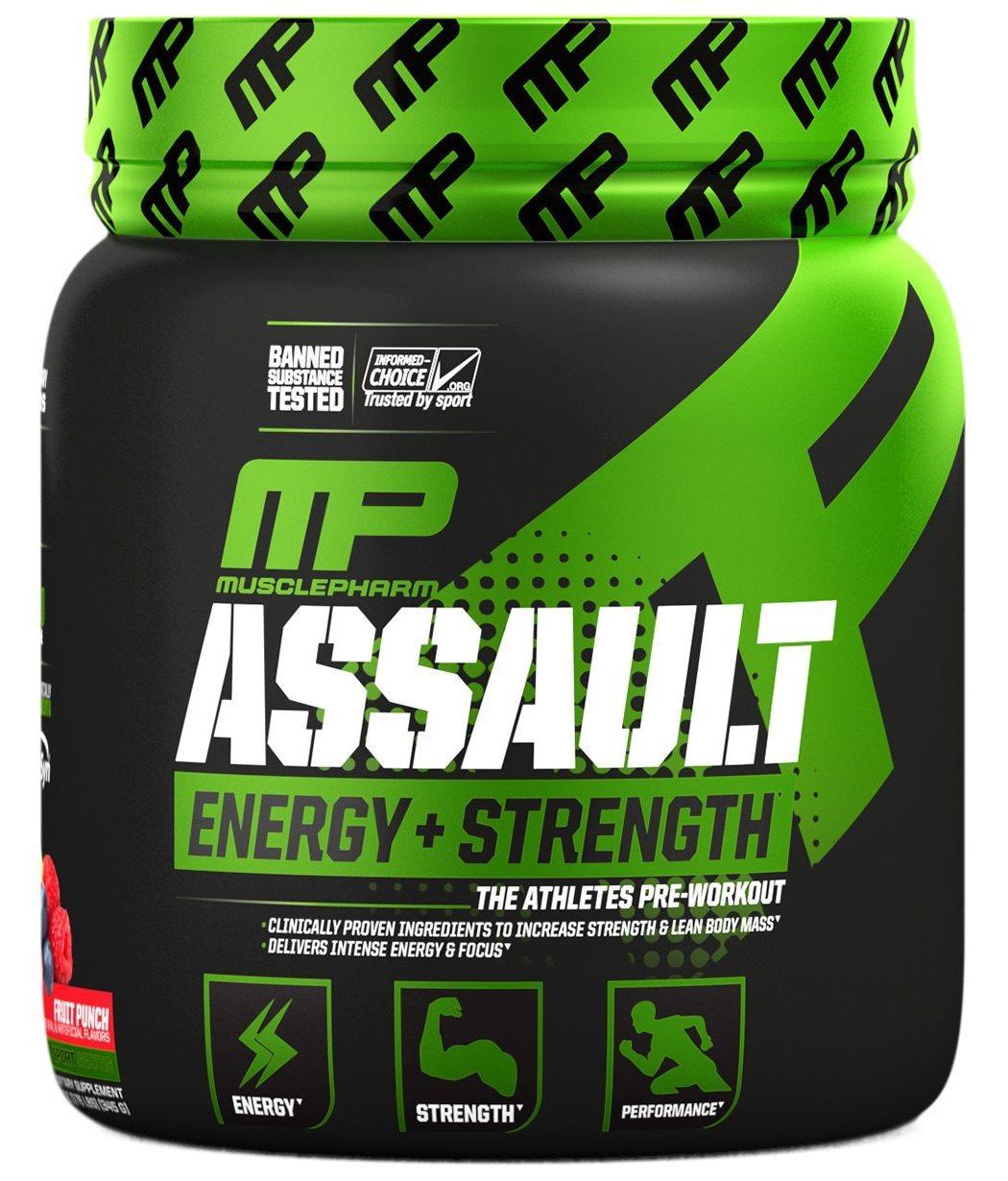 MusclePharm Assault Energy + Strength 345g