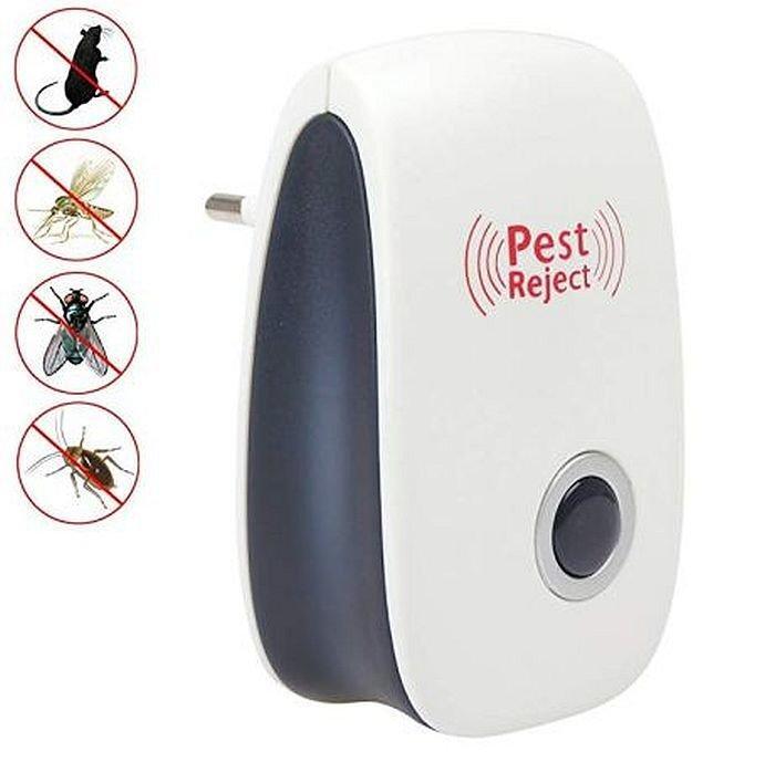 Ультразвуковий відлякувач, мишей, тарганів павуків Pest Repeller