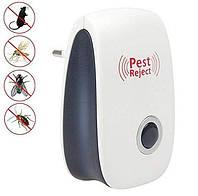 Ультразвуковий відлякувач, мишей, тарганів павуків Pest Repeller, фото 1
