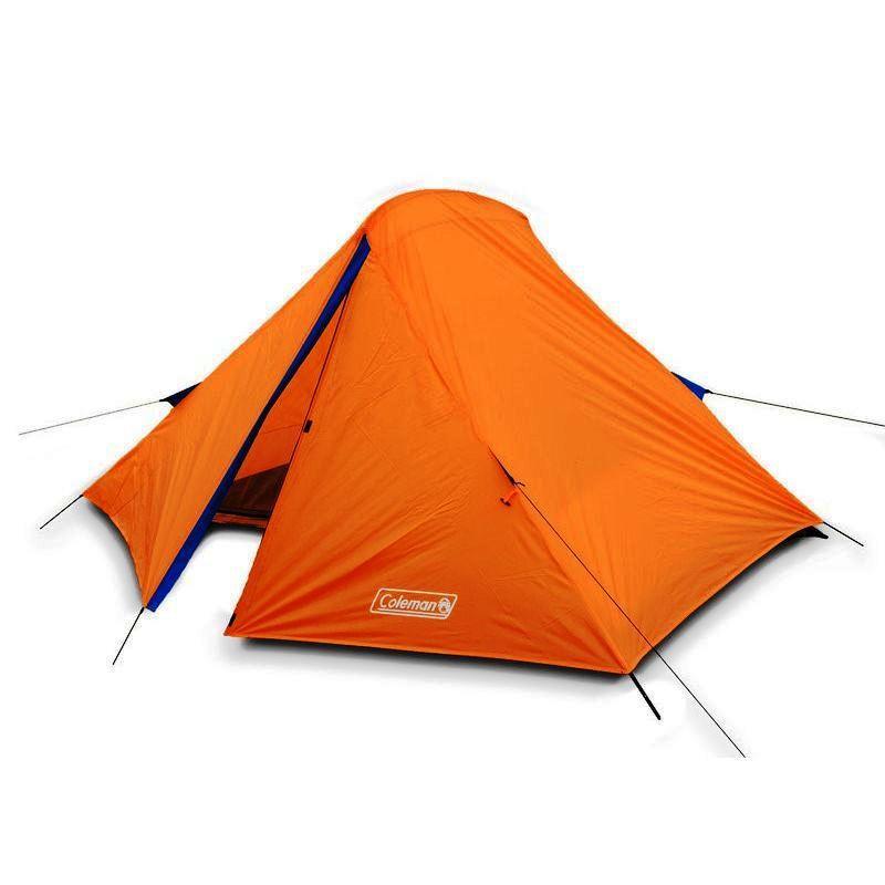 Палатка туристическая двухместная Coleman 1008 Pазмеры: 210х140х135 см
