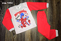 Пижама для девочки Леди Баг .