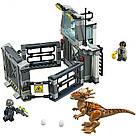 Конструктор Bela 10922 Jurassic World Парк Юрского Периода Побег стигимолоха из лаборатории 234 детали, фото 5