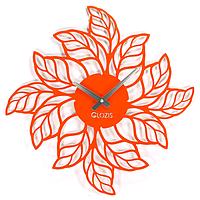 Дизайнерские Настенные Часы Glozis Leaves