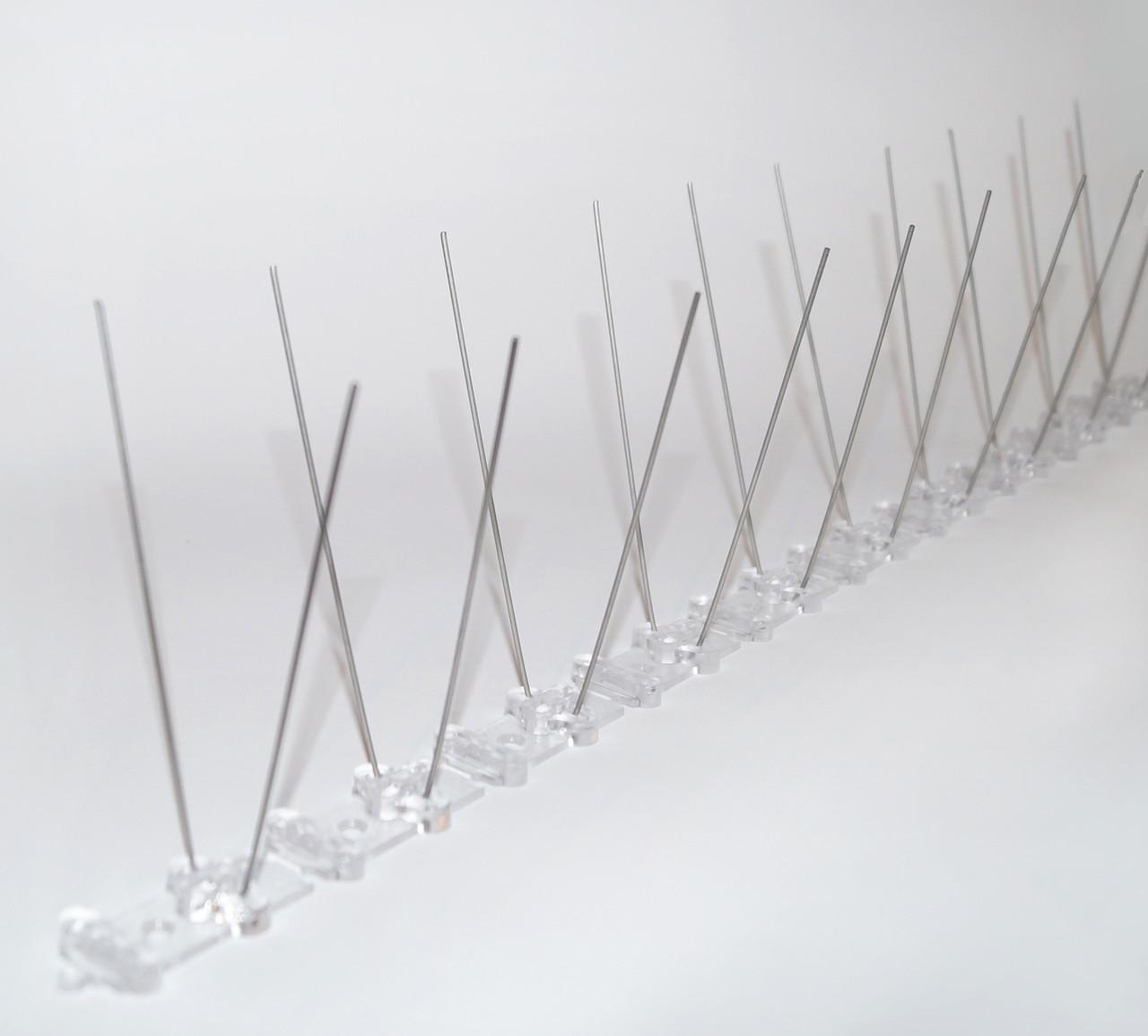 Шипы от птиц Jacopic, набор 10 метров