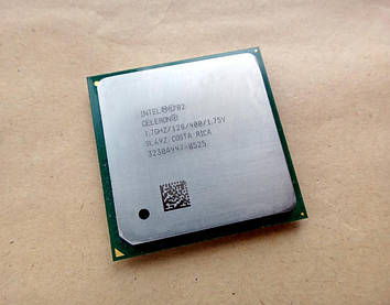 Процессор Intel Celeron 1.70GHz/128/400 (SL69Z) s478, tray