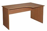 Угловой стол БЮ 116 (1400*840/60*750Н), фото 1