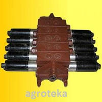 Гидрораспределитель 5МРЭ50-40 с электромагнитным управлением 12V