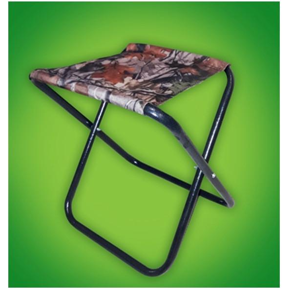 Складной стульчик для удобного отдыха за городом и рыбалки.