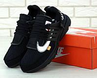 Мужские кроссовки Nike Air Presto Off White Black