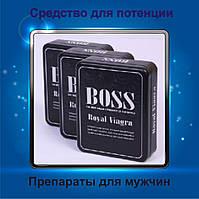 """Королевская виагра босс """"boss royal viagra"""" виагра для потенции  27 таблеток в  упаковке"""