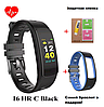 Smart band I6 HR, фитнес браслет, Тонометр, Viber, сенсорный экран, IP67, трекер смс, калории