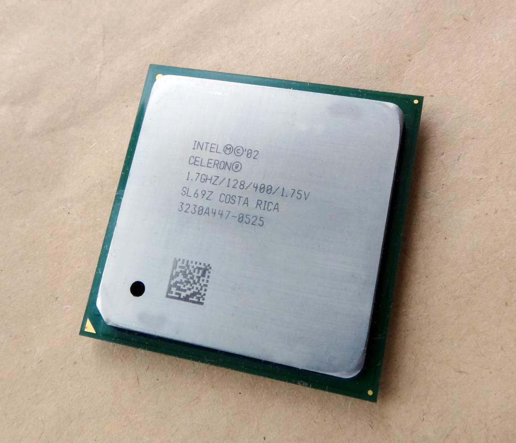 Процессор Intel Celeron 1.70GHz/128/400 (SL69Z) s478, tray