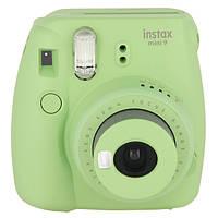 Фотокамера моментальной печати Fujifilm Instax Mini 9  Green