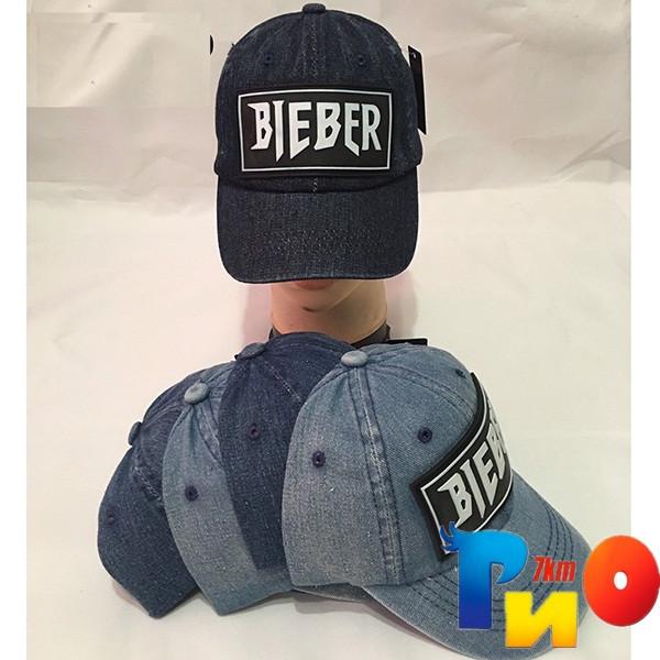 Детская  летняя кепка (джинс) для мальчика р-р 52 (5 ед в уп) NA_К1956