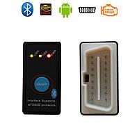 Автосканер ELM327 версия 1.5 Super Mini OBD2 Bluetooth c кнопкой выключения, чип PIC18F25K80, фото 1