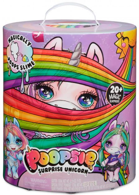 Пупси Слайм Единорог с сюрпризами W2 Оригинал Poopsie Slime Surprise Unicorn Dazzle Darling