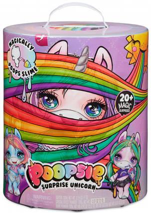 Пупси Слайм Единорог с сюрпризами W2 Оригинал Poopsie Slime Surprise Unicorn Dazzle Darling, фото 2
