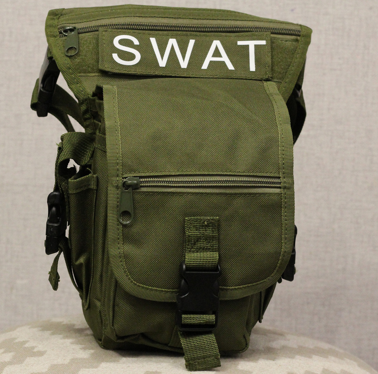 Тактическая универсальная (набедренная) сумка на бедро Swat Olive ( 300-olive)