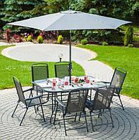 Набор садовой мебели Bordeaux PATIO серый