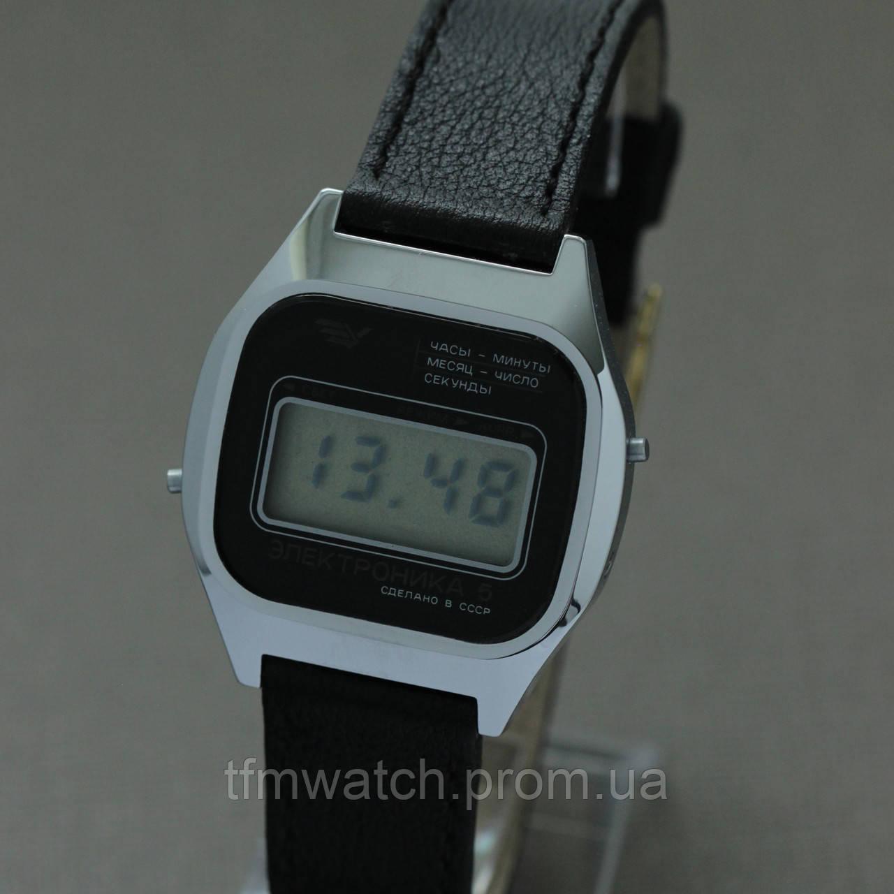 ab3222c7 Электроника 5 наручные электронные часы СССР : продажа, цена в ...